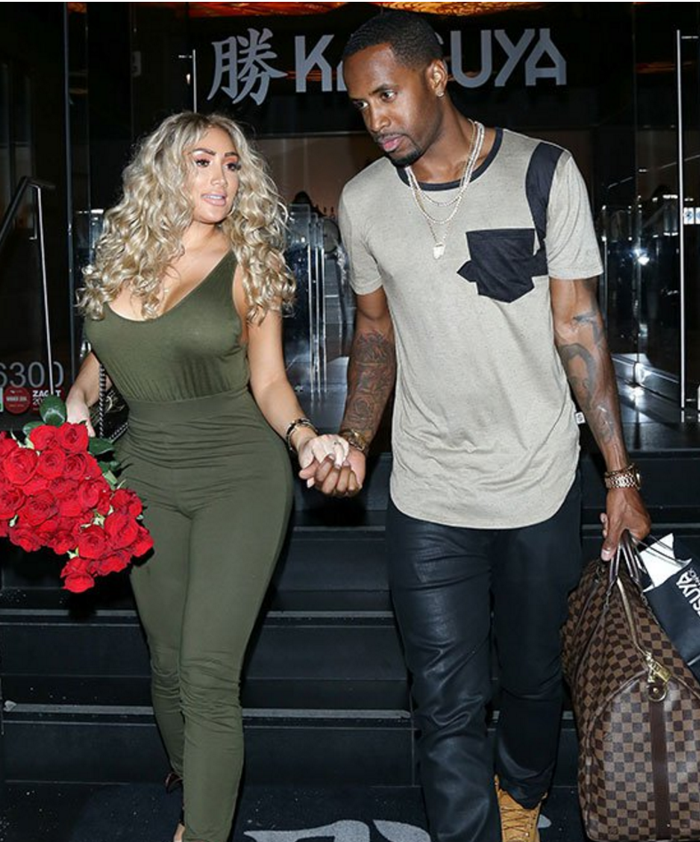 Love and hip hop dating white girl