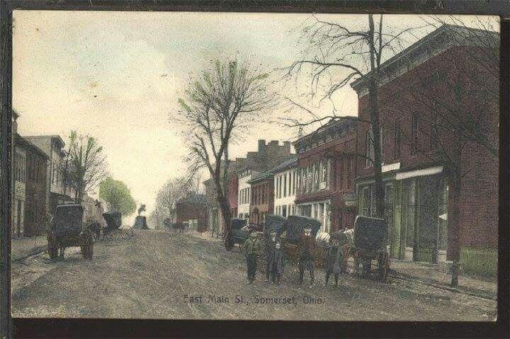 Somerset Ohio Old Times Pinterest Somerset Somerset Kentucky