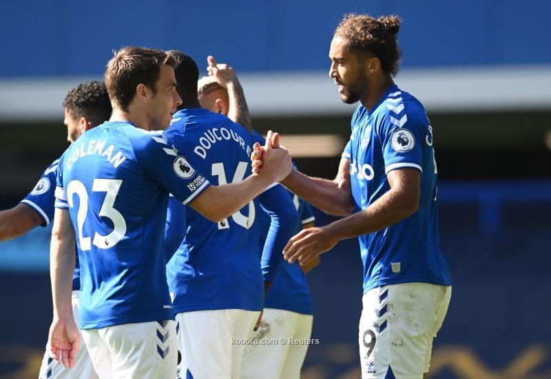كالفيرت ليوين يقدم موسم استثنائي مع إيفرتون ويسعى لتحقيق البطولات West Brom Premier League Everton