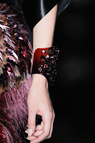 Gucci Fall 2013 - Details
