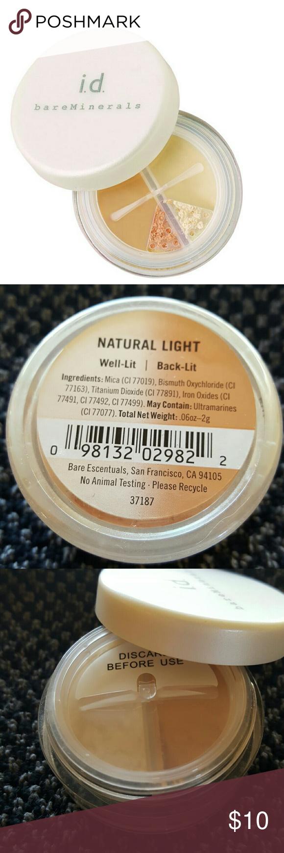 New Highlighting Powder Bareminerals Natural Light Eye Area