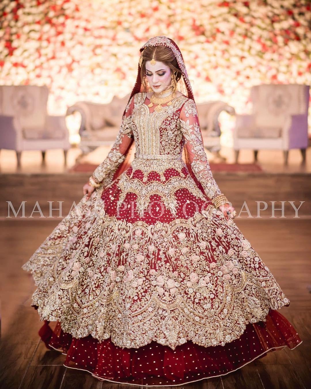 Bride Of The Day Mahasphotography Weddingphotography Seniorartists Xproductionsmedia Bridal Dresses Pakistan Red Bridal Dress Pakistani Bridal Dresses,Black Women Wedding Dresses 2020