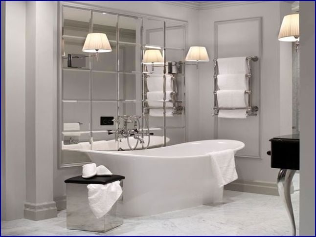 Beveled Mirrors For Bathrooms