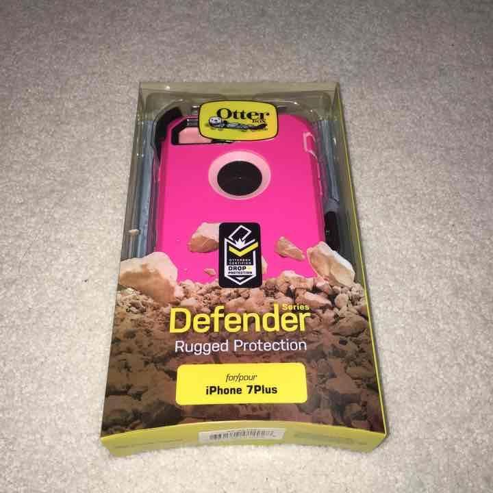 New iphone 7 plus otterbox defender case iphone phone