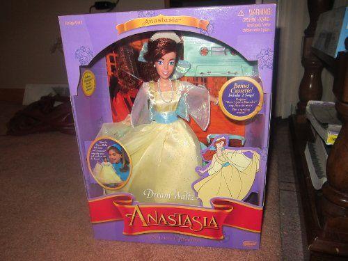 Anastasia Dream Waltz Doll Disney http://www.amazon.com/dp/B000KVD78Q/ref=cm_sw_r_pi_dp_Ewgvvb1ZXX82X