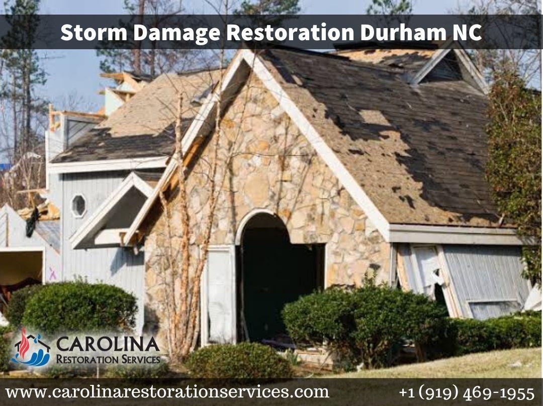 Storm Damage Restoration Durham Nc Damage Restoration Wind Damage Restoration Services