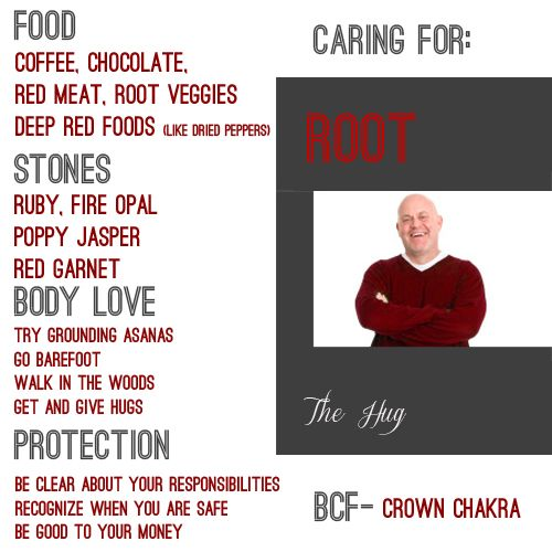 root-chakra-support- loved & pinned by www.omved.com