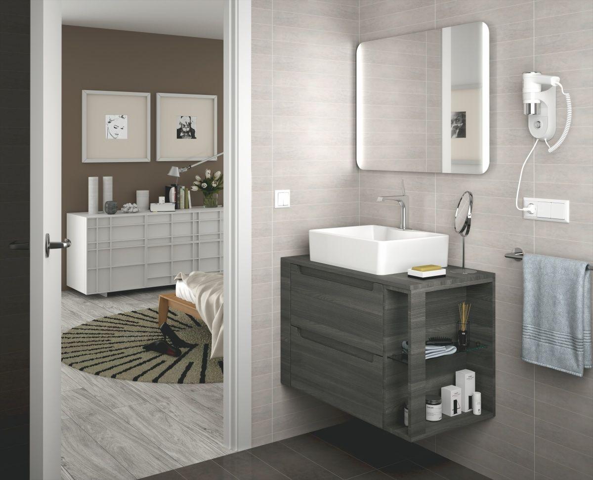 Badezimmer Holzmöbel ~ Badezimmer natur woody  holz jetzt bestellen unter