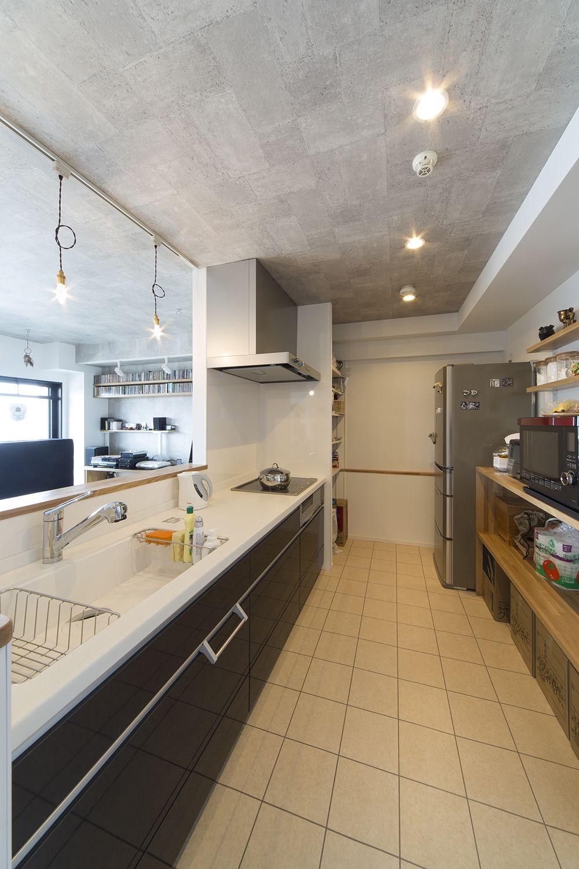 あったらいいな を詰め込んだおしゃれなオープンキッチン 事例紹介 リフォームのスペースアップ 2021 キッチン リフォーム オープン キッチン