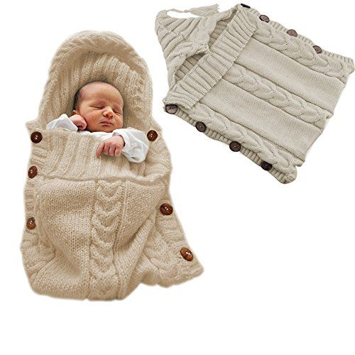 Colorful Newborn Baby Wrap Swaddle Blanket, Comwinn Baby Kids ...