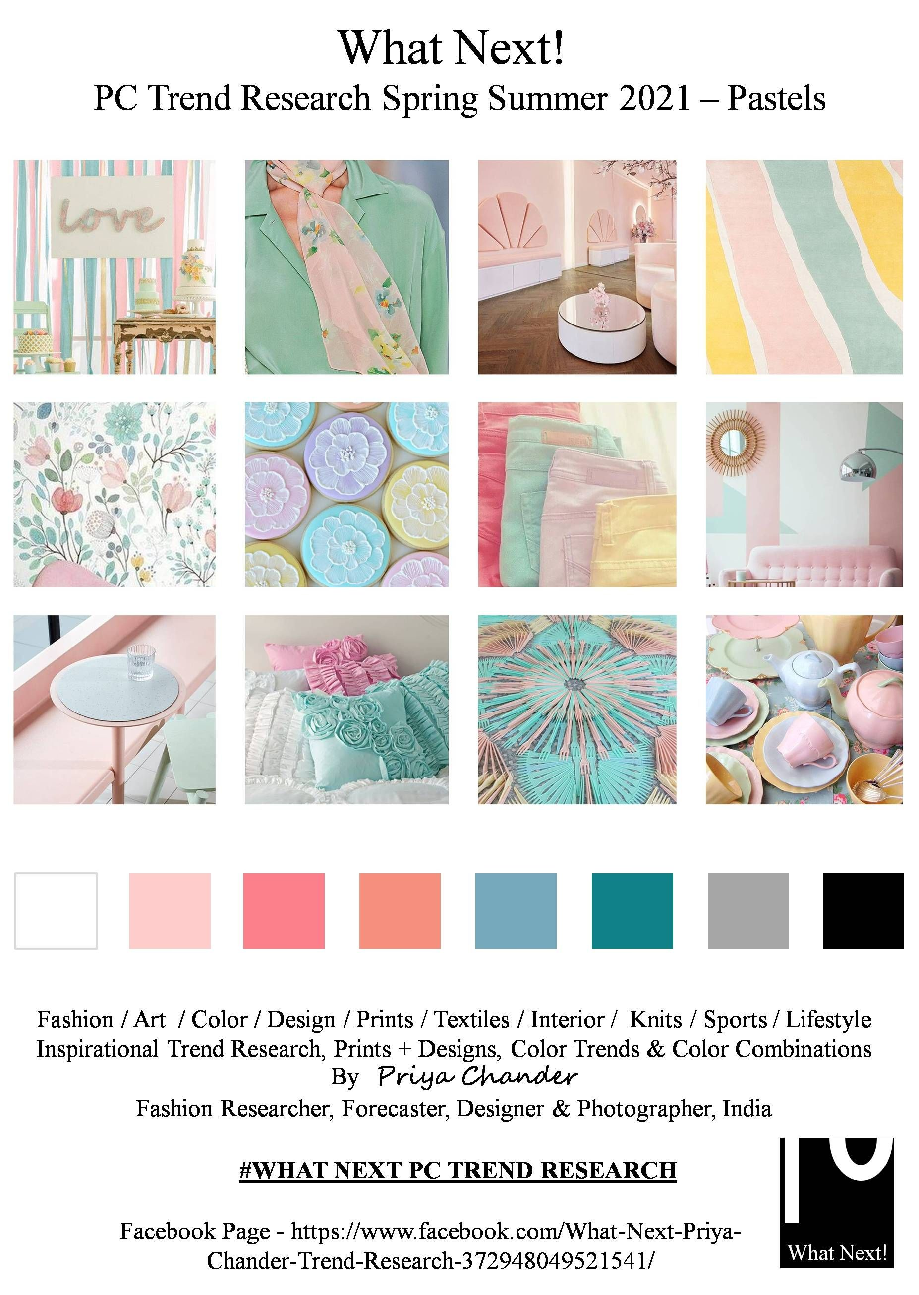 pastels pastelcolors pastel ss2021 on interior design color trends 2021 id=51910