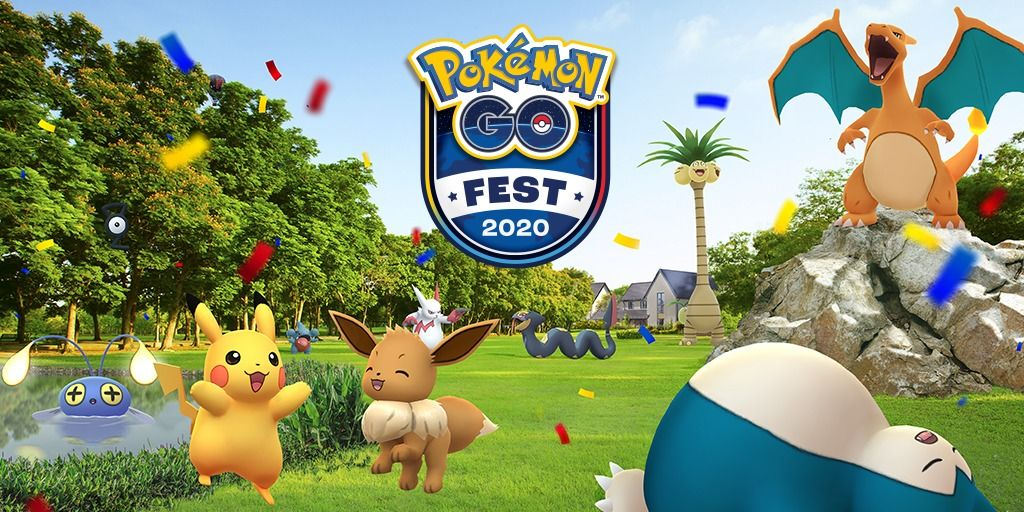 Pokemon Go Fest 2020 Habitat Schedule And Rotation For Day One In 2020 Pokemon Go Pokemon Niantic