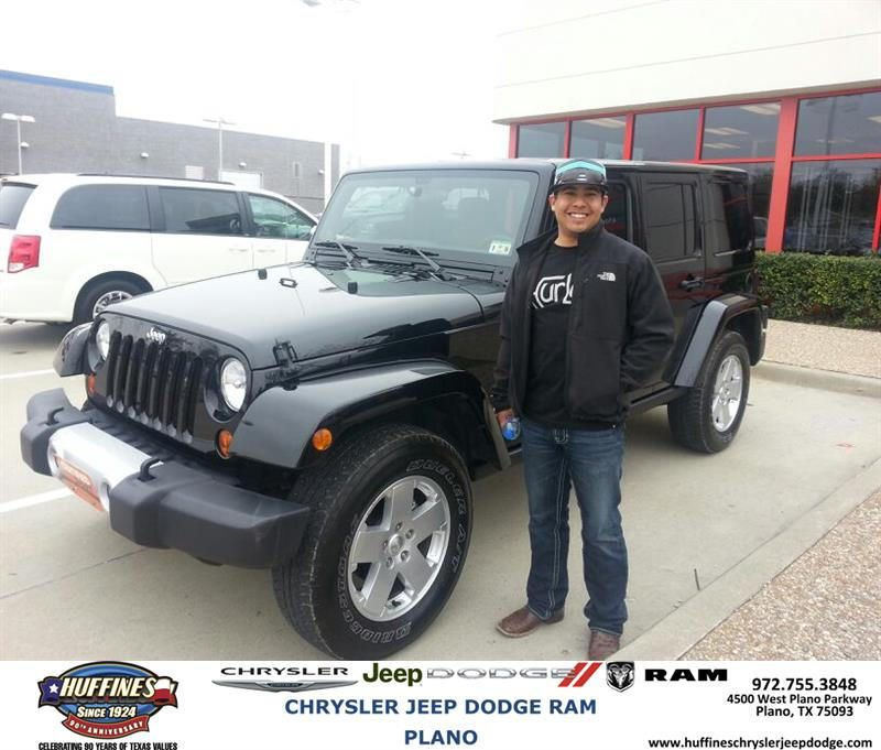 To Saige From Nick Ross At Huffines Chrysler Jeep Dodge RAM Plano The Best  Little Bike Shop In Texas!