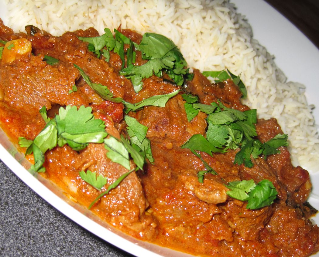 Nice Steaming Hot Beef Curry, But It's Only Going To Be Good If The Beef Gordon  Ramseybeef