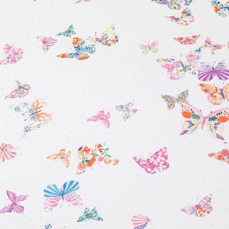 Papel pintado mariposas colecci n papel pintado for Papel pintado mariposas