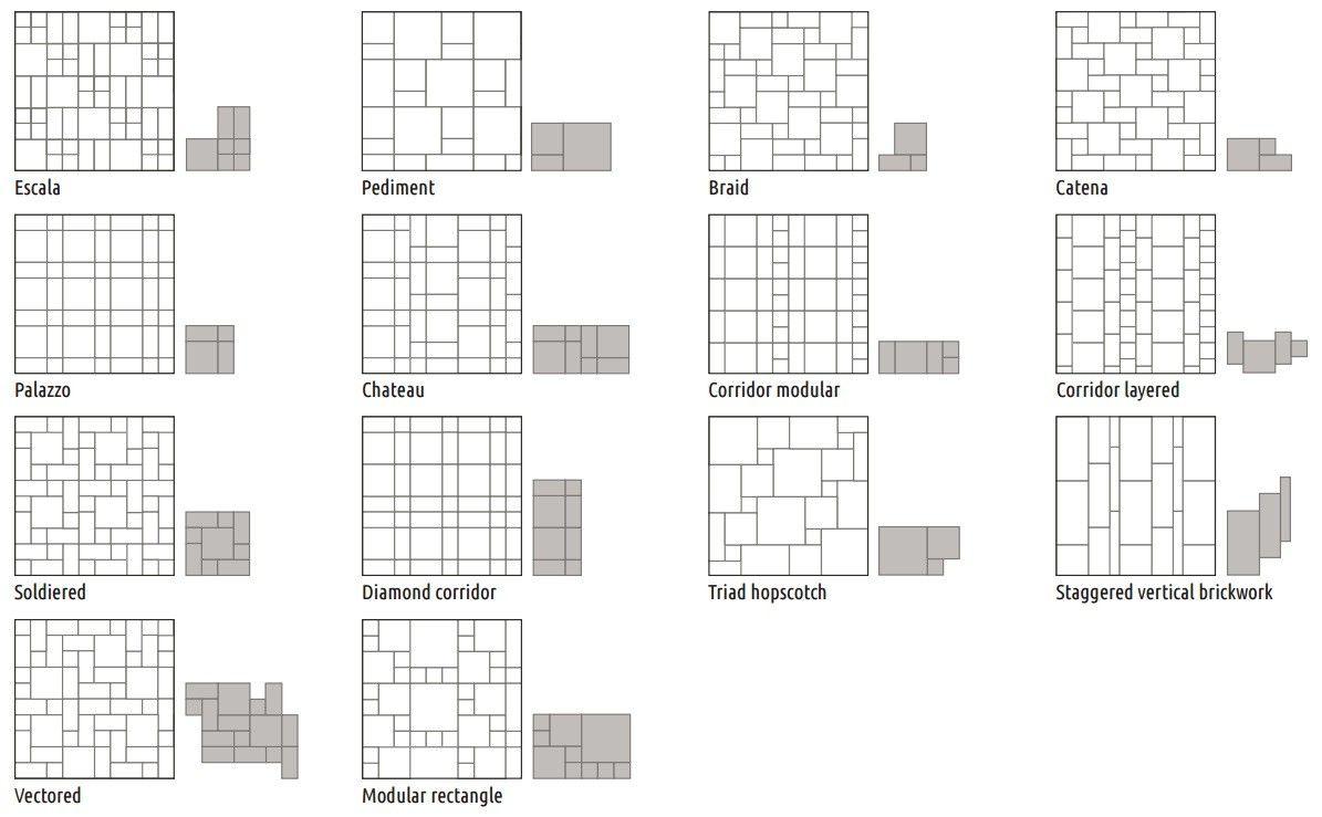 3 tile patterns [ 1195 x 739 Pixel ]