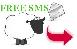 SMS Sheep : We provide free international text messaging
