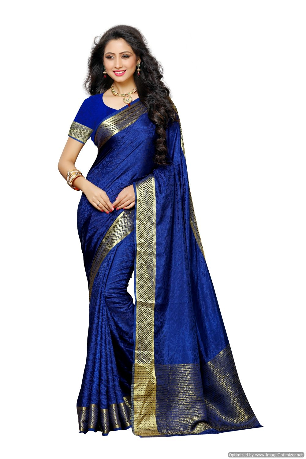 Ethnic Party Wear Weaving Work Bollywood Inspired Sari Indian Khadi Cotton Saree Pure And Mild Flavor Other Women's Clothing