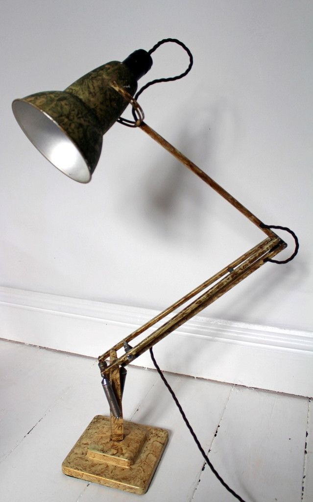 Herbert Terry 1227 Anglepoise Lamp C1950