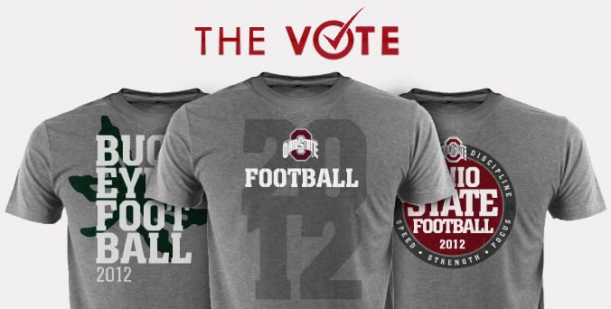 ohio state buckeyes official athletic site football ohio state buckeyest shirt designsathleticfootball - Football T Shirt Design Ideas