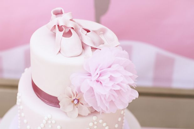 I pray I have a little girl who likes ballet.  I would just love to do a ballerina party!