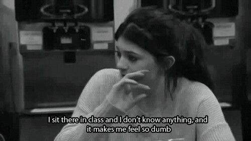 Kylie Jenner-School Daze
