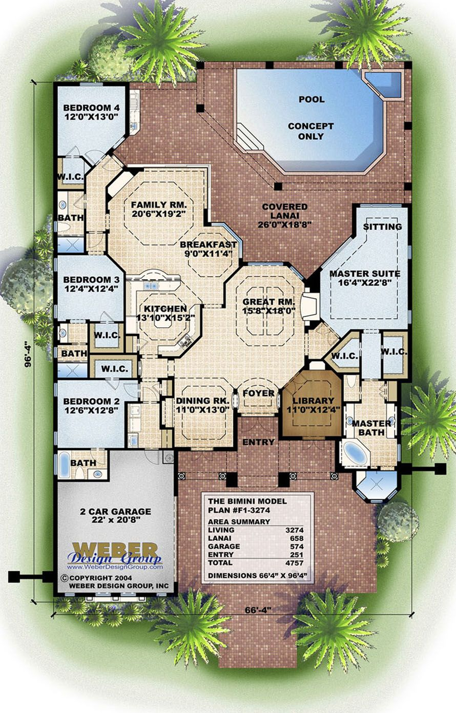 Mediterranean House Plan Mediterranean Golf Course Home Floor Plan Mediterranean House Plans House Floor Plans Mediterranean House Plan