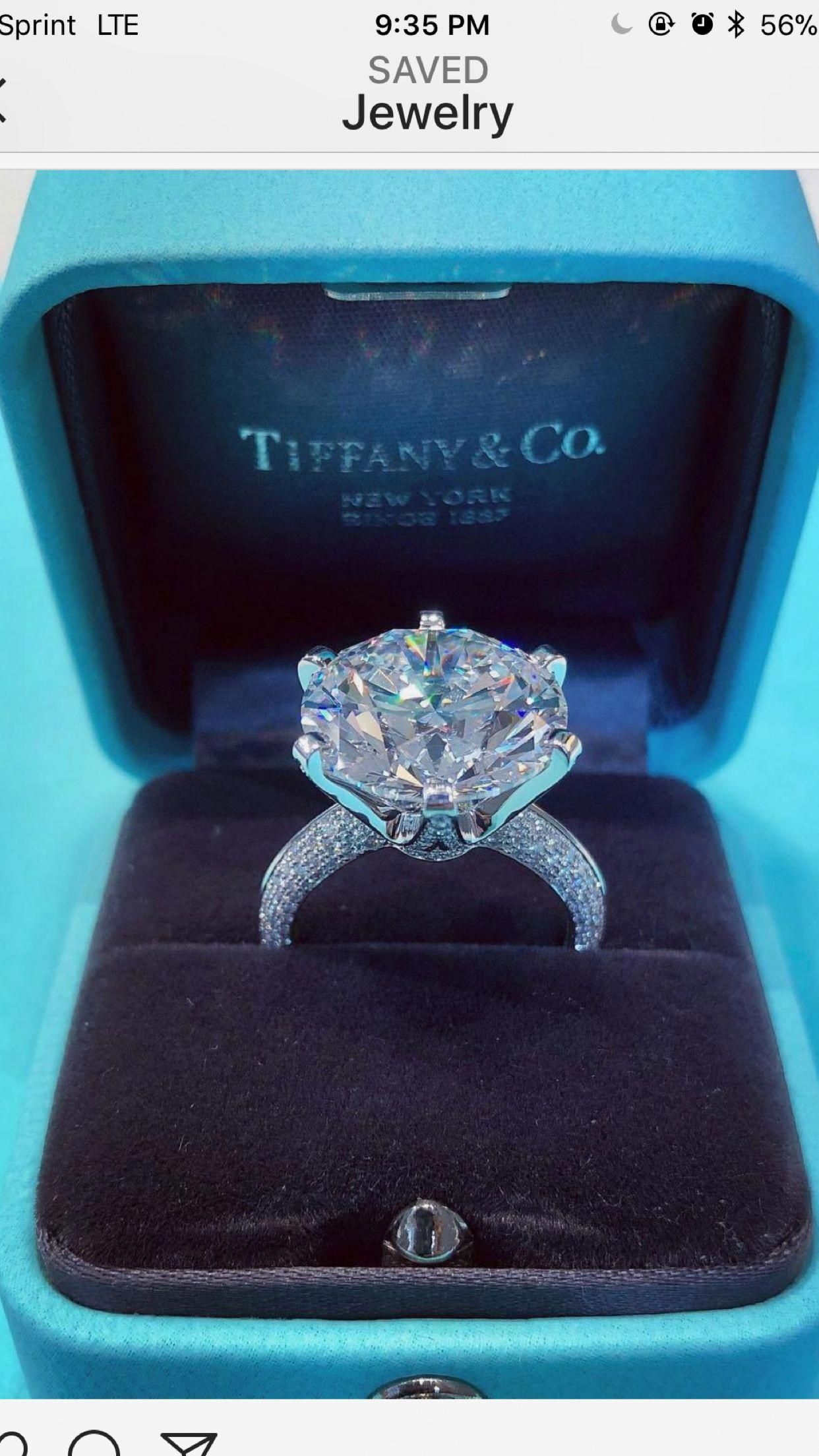 Tiffany Weddingringstiffany Round Diamond Engagement Rings Tiffany Engagement Ring Tiffany Wedding Rings