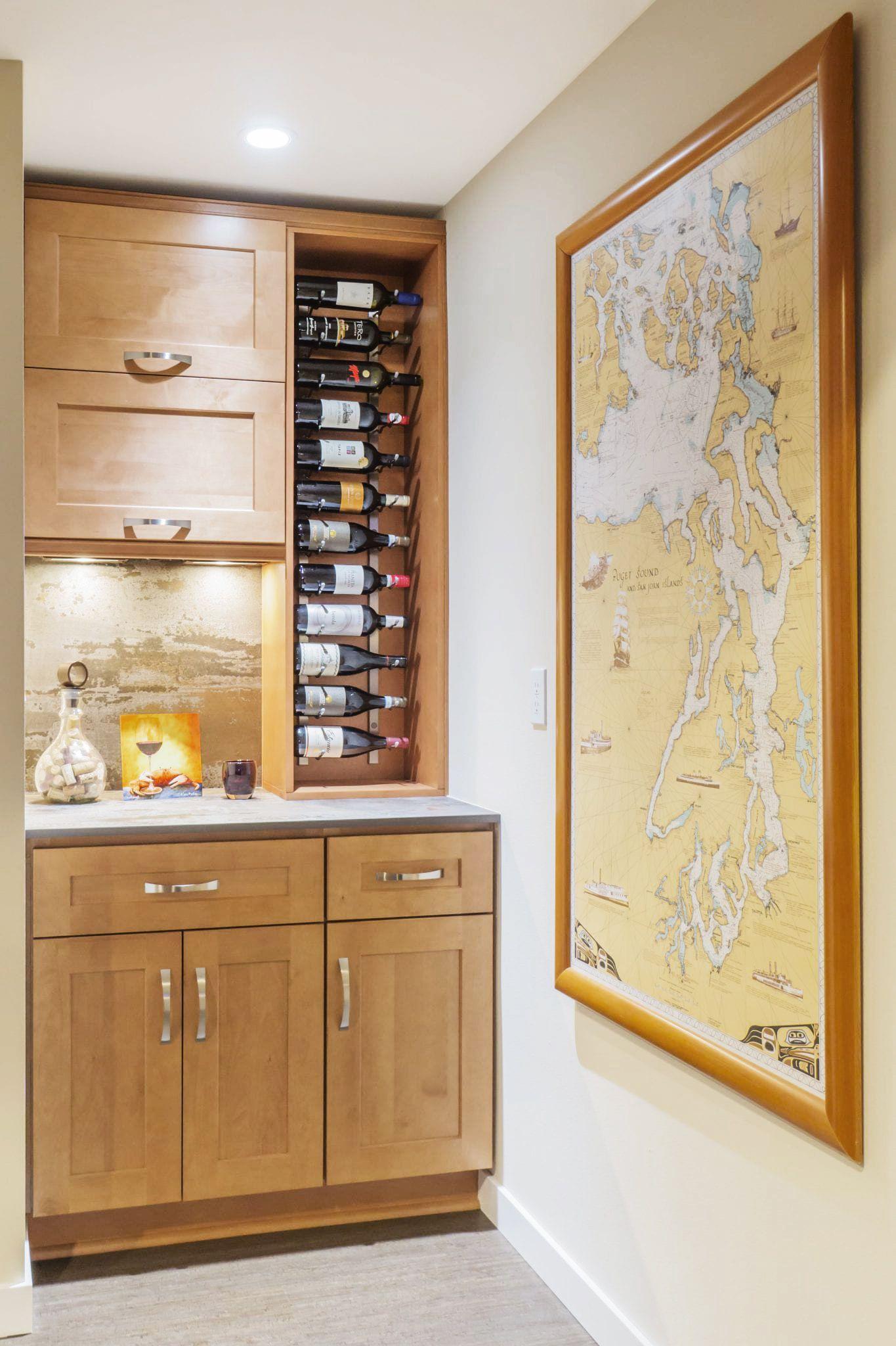 Best J K Cabinetry Ny S2 Style Almond Maple Kitchen Shaker 400 x 300