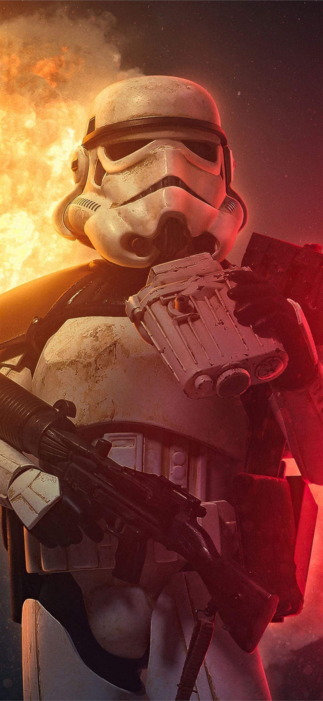 stormtrooper explosion 4k stormtrooper StarWars movies