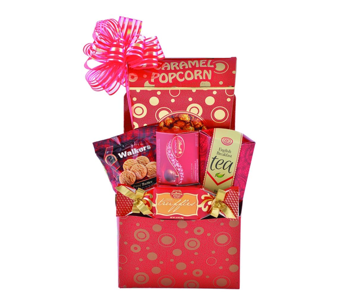 Holiday snack gift baskets toronto corporate gift