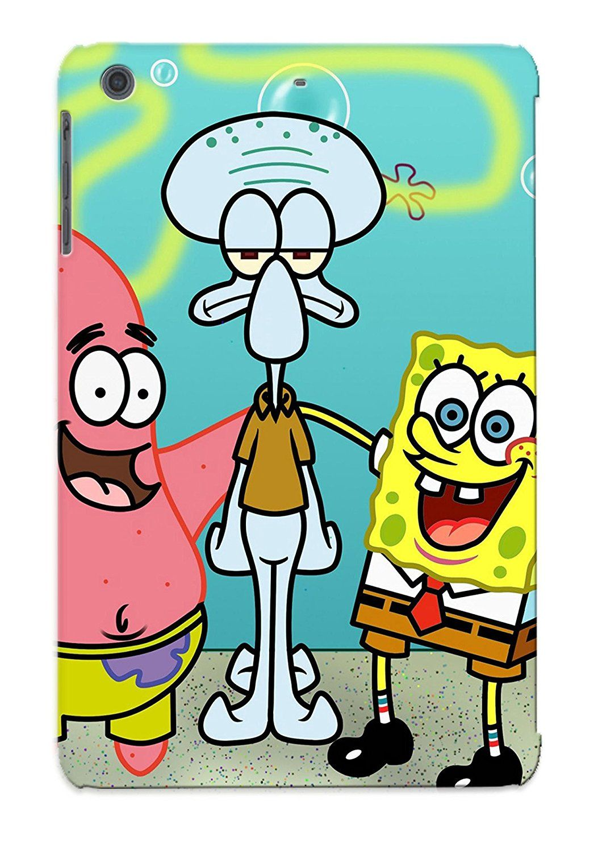 Spongebob Patrick And Squidward : spongebob, patrick, squidward, Protective, Mini/mini, Spongebob, Patrick, Squidward, Friends,, Wallpaper,
