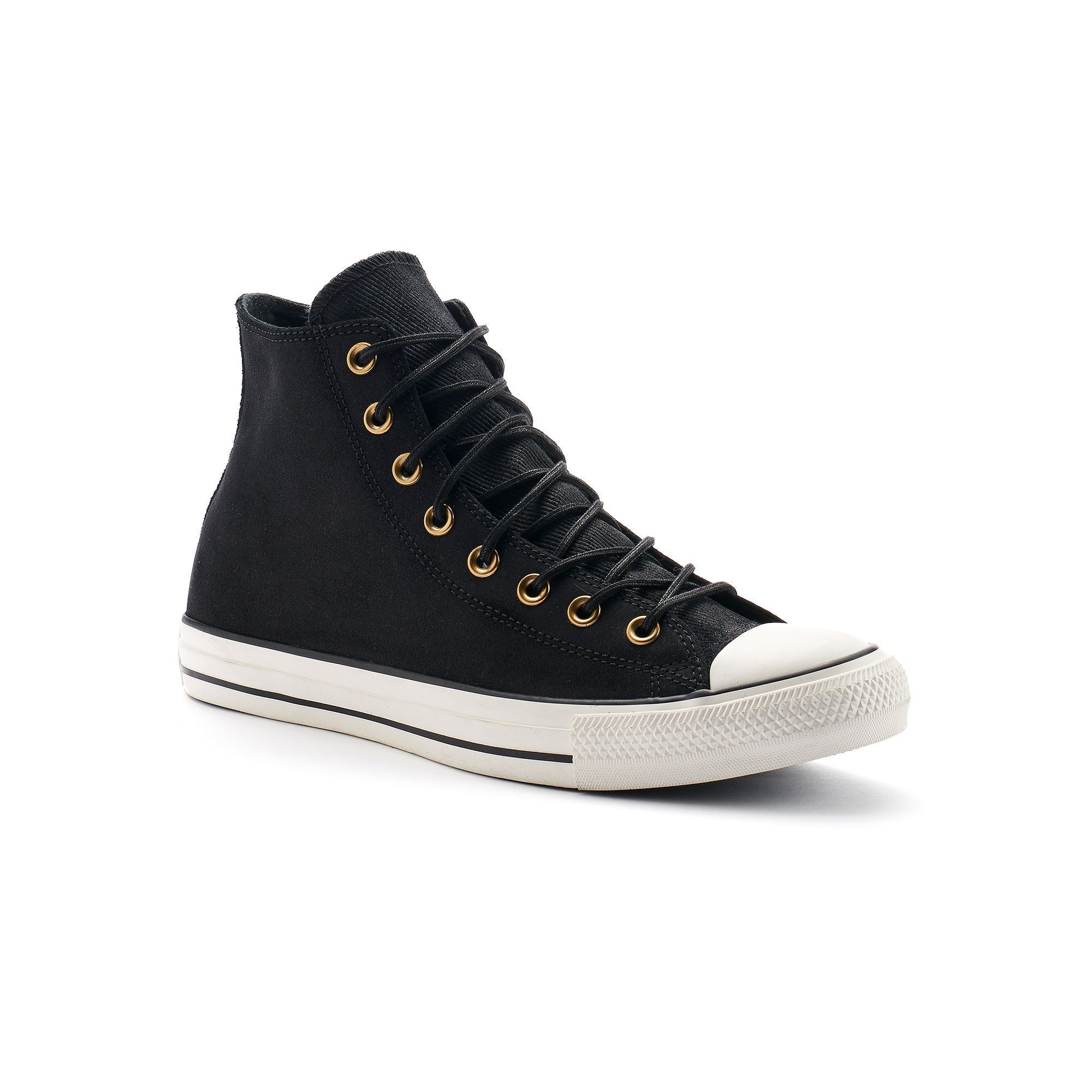 Men's Converse Chuck Taylor All Star Leather & Corduroy High-Top Sneakers,  Size: