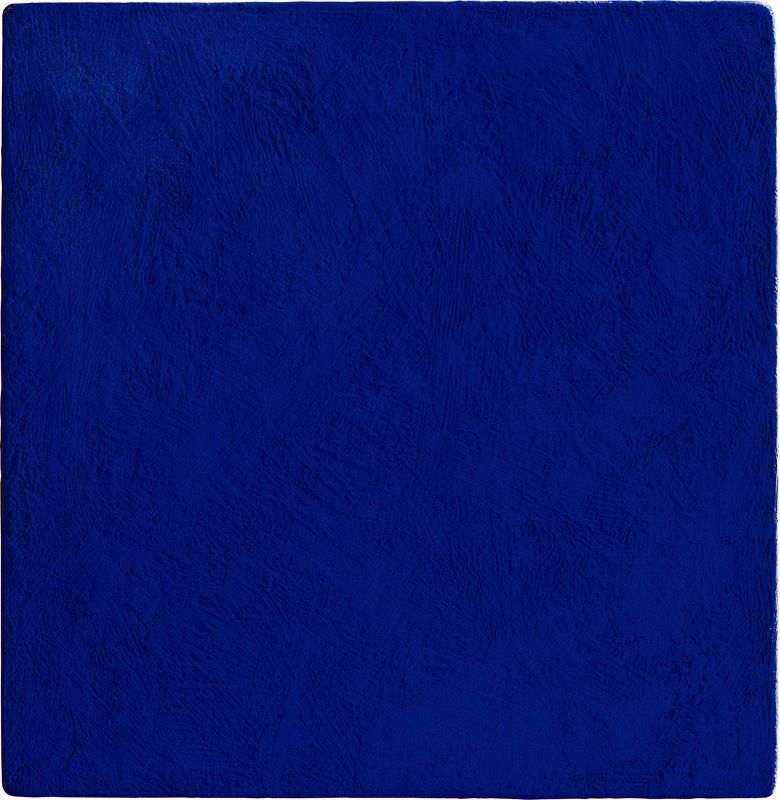 yves klein archives d 39 art d 39 art pinterest bleu et peinture. Black Bedroom Furniture Sets. Home Design Ideas