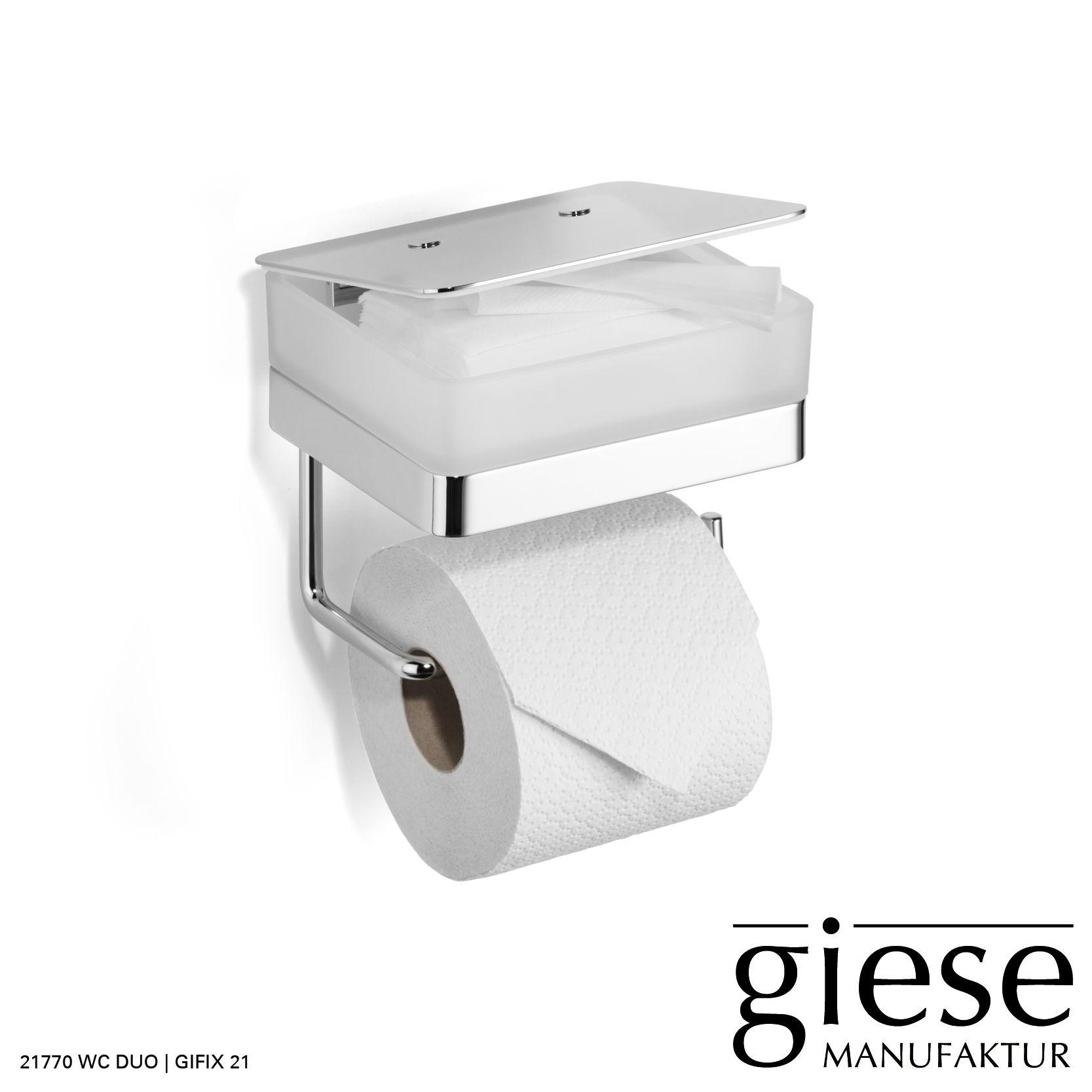 WC Toilletten Bad Toilettenpapier Papier Rollen Halter Rollenhalter Ohne Bohren