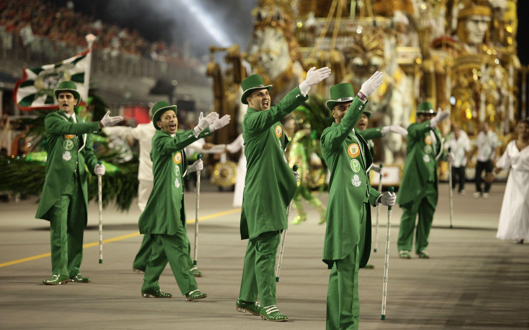 Comissão de frente da Mancha Verde | Verde, Palmeiras 2017, Manchas