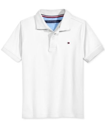 bd9002b17 Tommy Hilfiger Toddler Boys Ivy Stretch Polo Shirt in 2019 ...