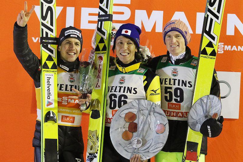PŚ w Kuusamo Skoki narciarskie, Puchar świata