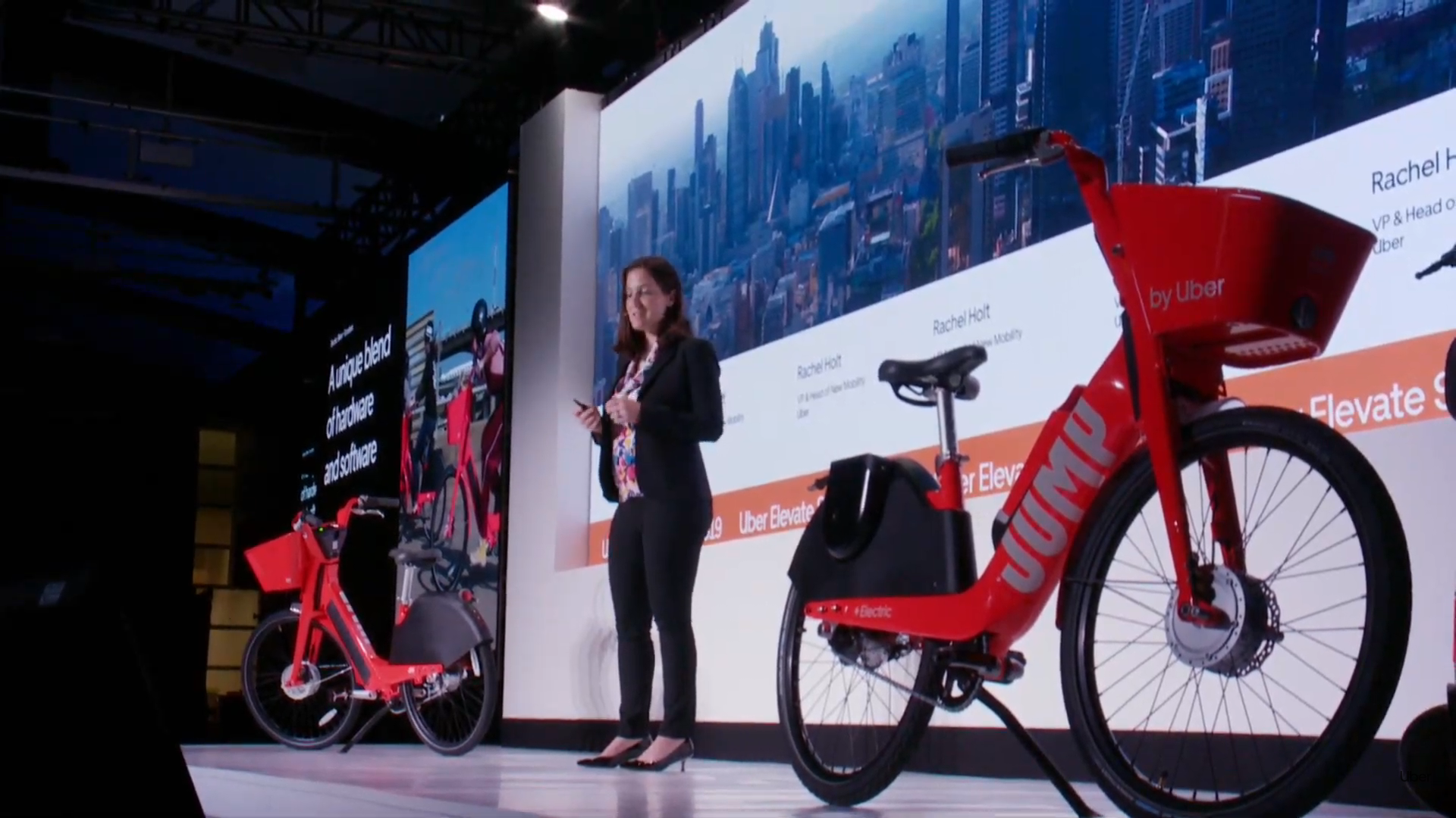 Uber Upgrades Its Jump Scooters And Bikes New Electric Bike