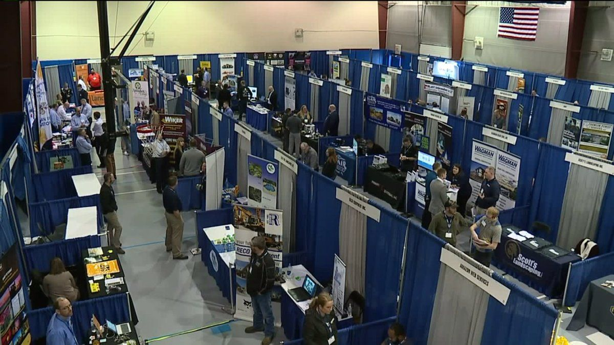 Penn College of Technology Job Fair Doubles in Size WNEP