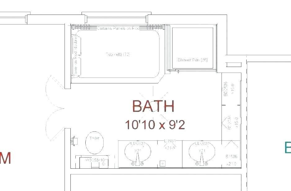 Small Master Bedroom Layout Best Of Master Bath Layout Dimensions Newlance Bathroom Floor Plans Bathroom Design Layout Master Bathroom Layout