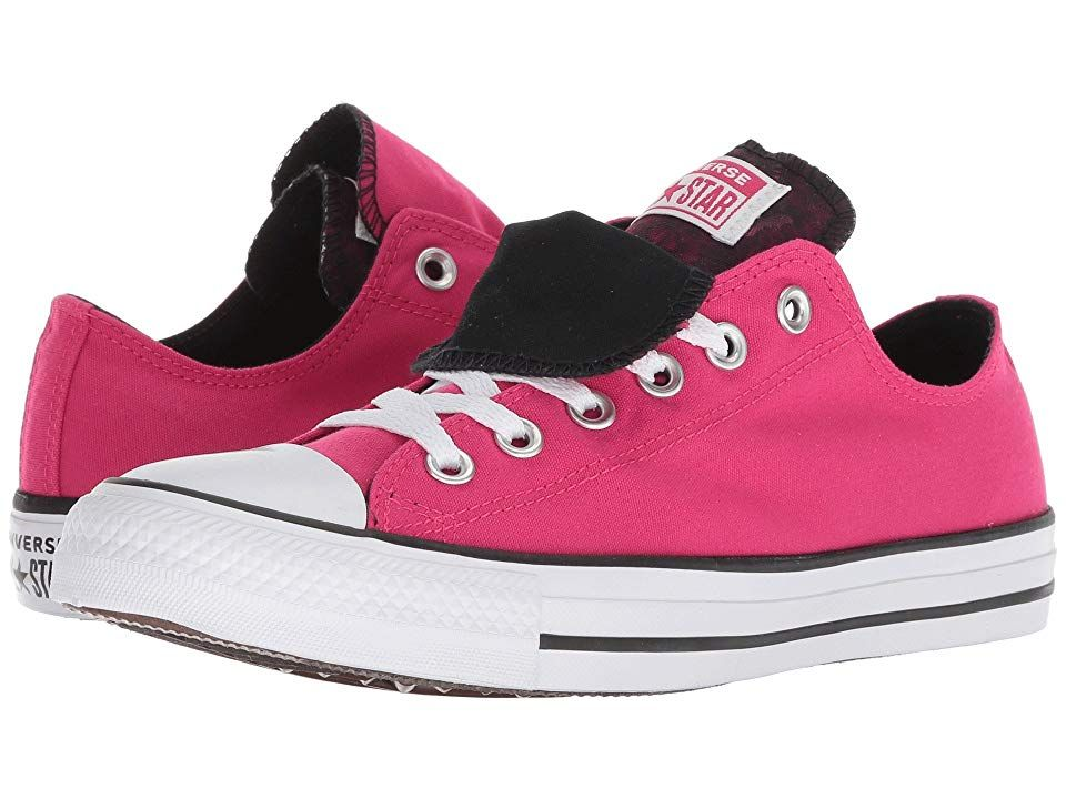 Converse Chuck Taylor All Star Double Tongue Floral Ox