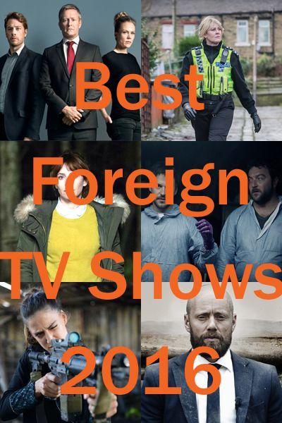 Best Foreign Tv Series Of 2016 Tv Series Netflix Tv Shows Netflix Tv