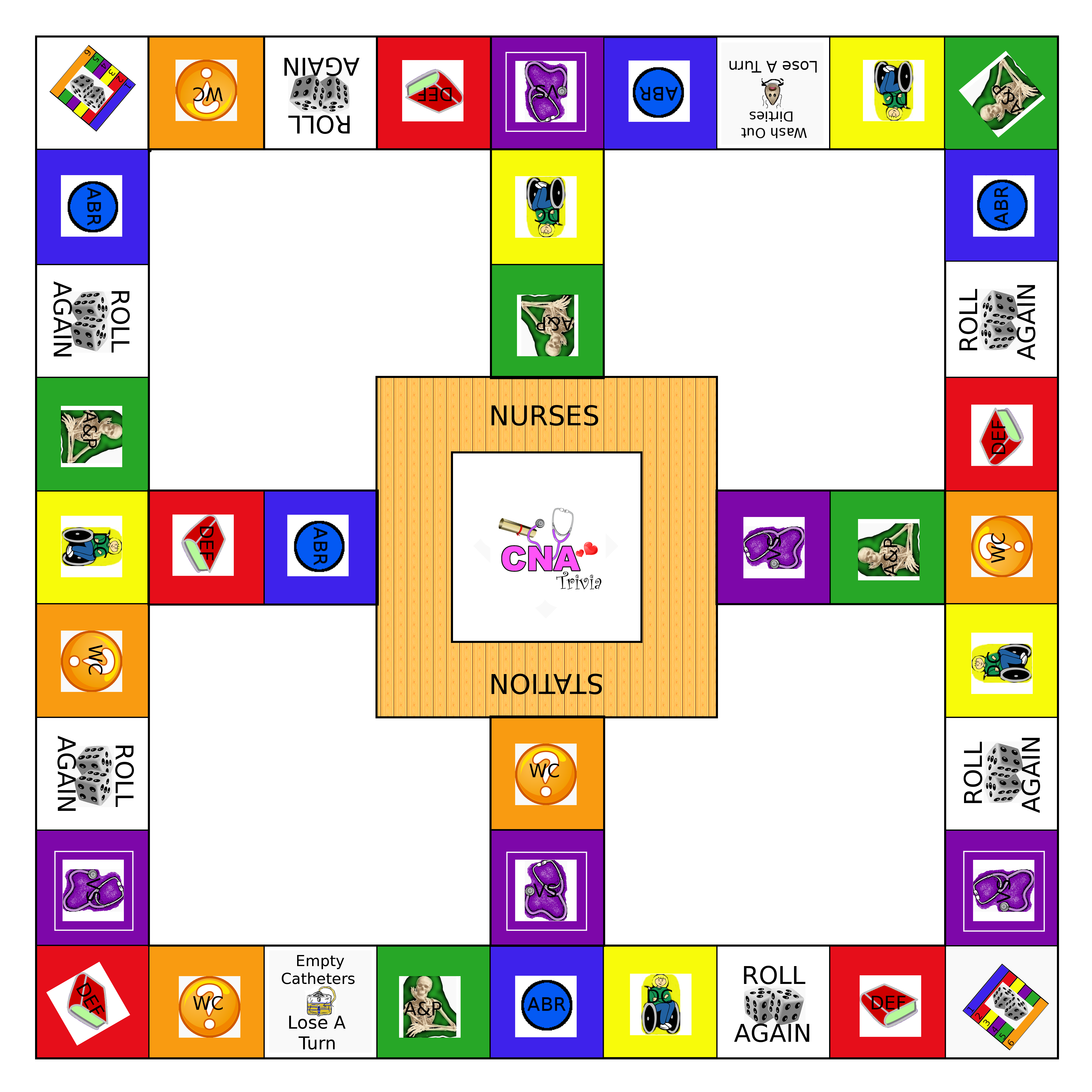 CNA Trivia is an exciting trivia game designed for nurses