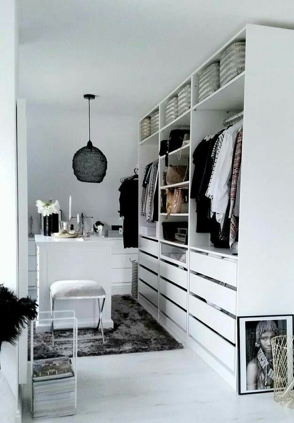 Create More Space In Your Homes With Ikea Pax Closet Wardrobe Design Bedroom Closet Designs Room Inspiration