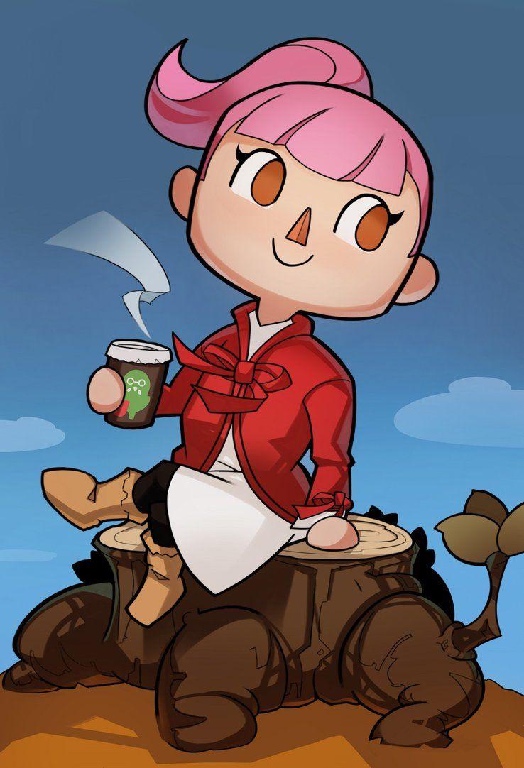 Animal Crossing New Leaf | Animal crossing fan art, Animal