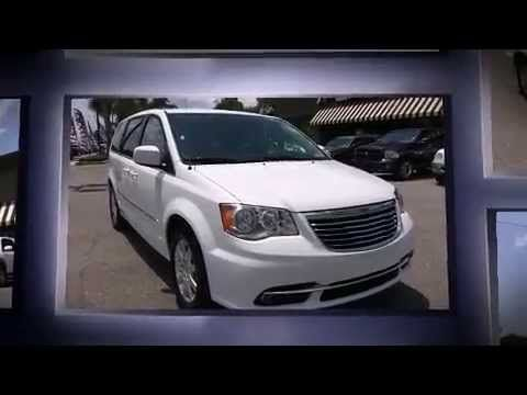 2014 Chrysler Town And Country For Sale In Pensacola Youtube