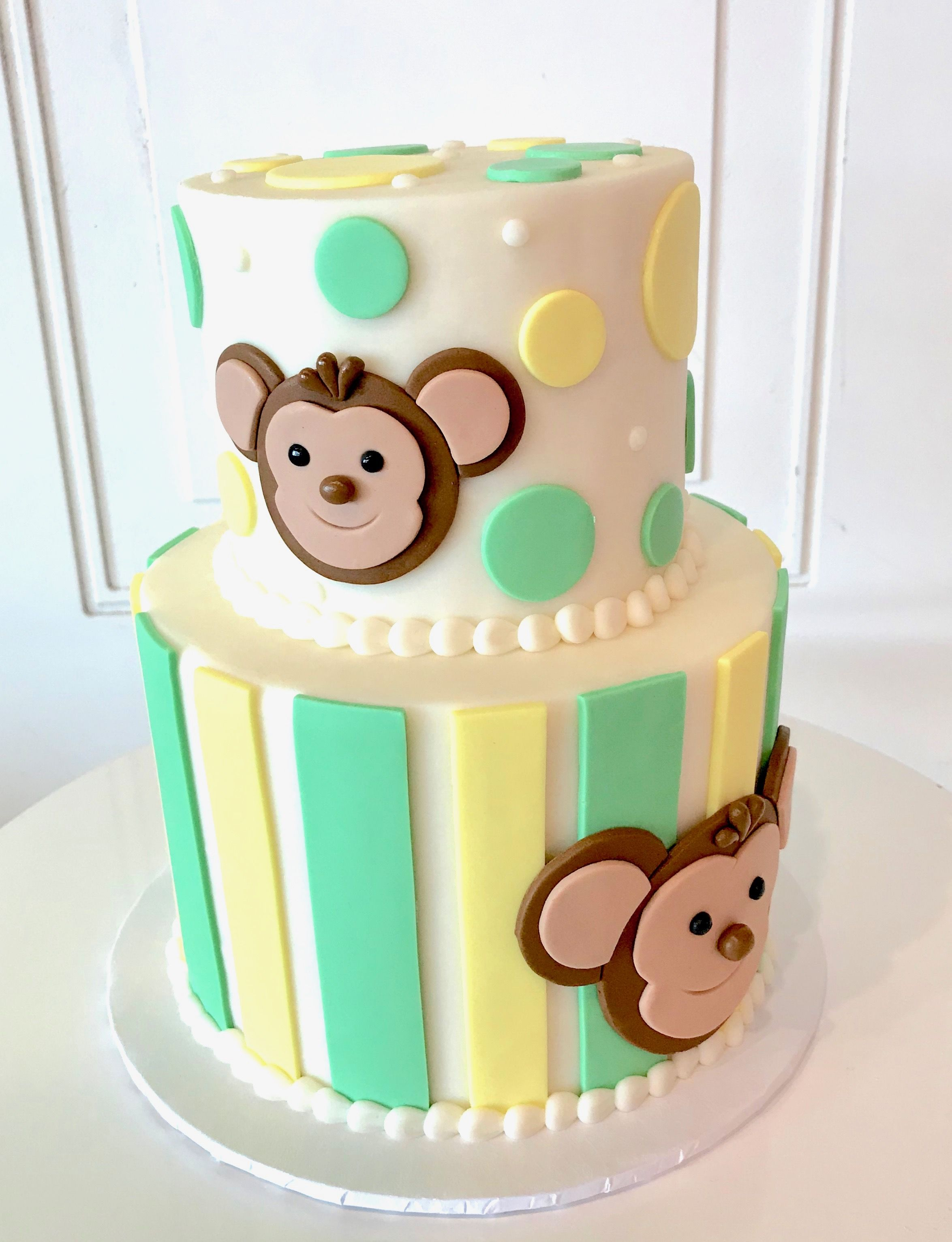 Baby Showers In 2019 Baby Shower Cakes By 3 Sweet Girls Cakery