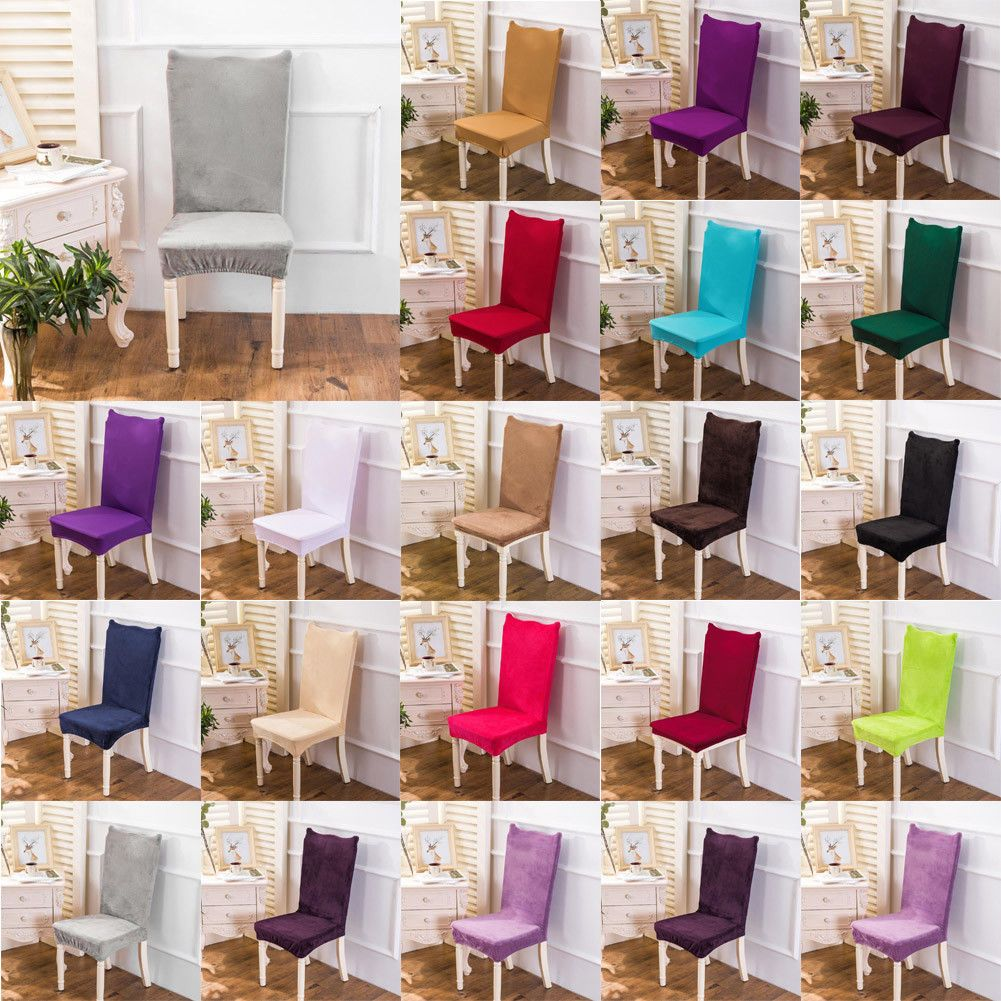 5 22 Spandex Stretch Wedding Banquet Chair Cover Party Decor