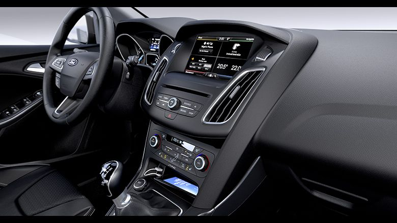 New Ford Focus interieur | cars | Pinterest | Focus de, Ford and ...